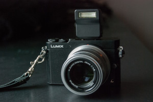Panasonic Lumix DMC-GM5 Flash