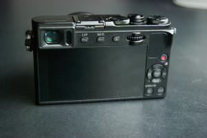 Panasonic Lumix DMC-GM5 Rear
