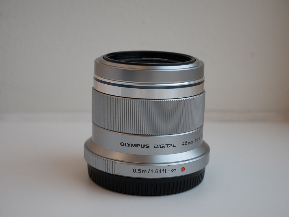Olympus M.Zuiko Digital 45mm F1.8 Review