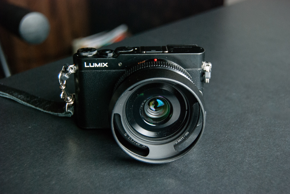 Panasonic Lumix 20mm F1.7