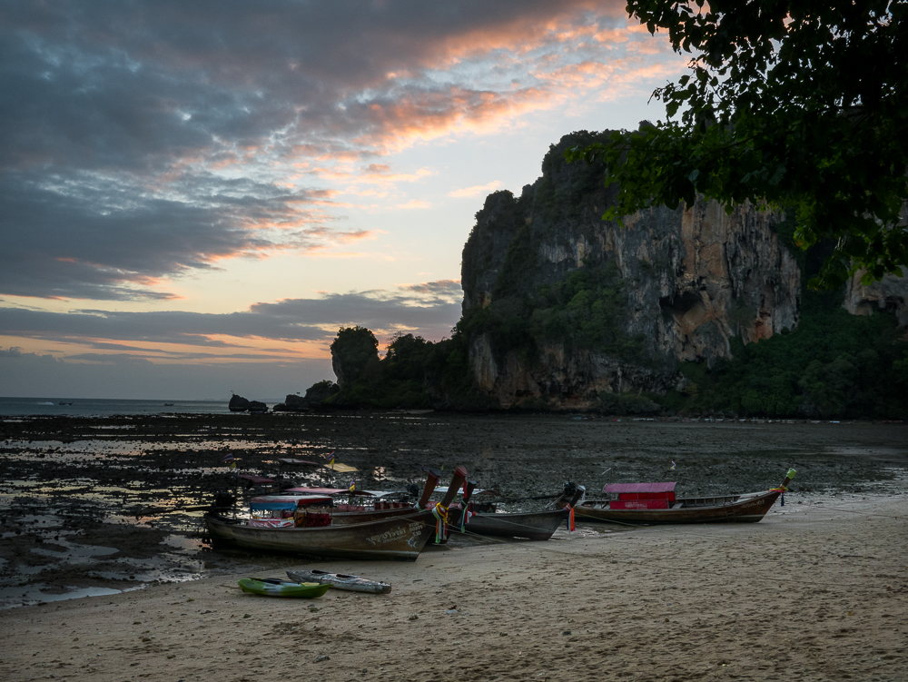 Tonsai Beach – Thailand